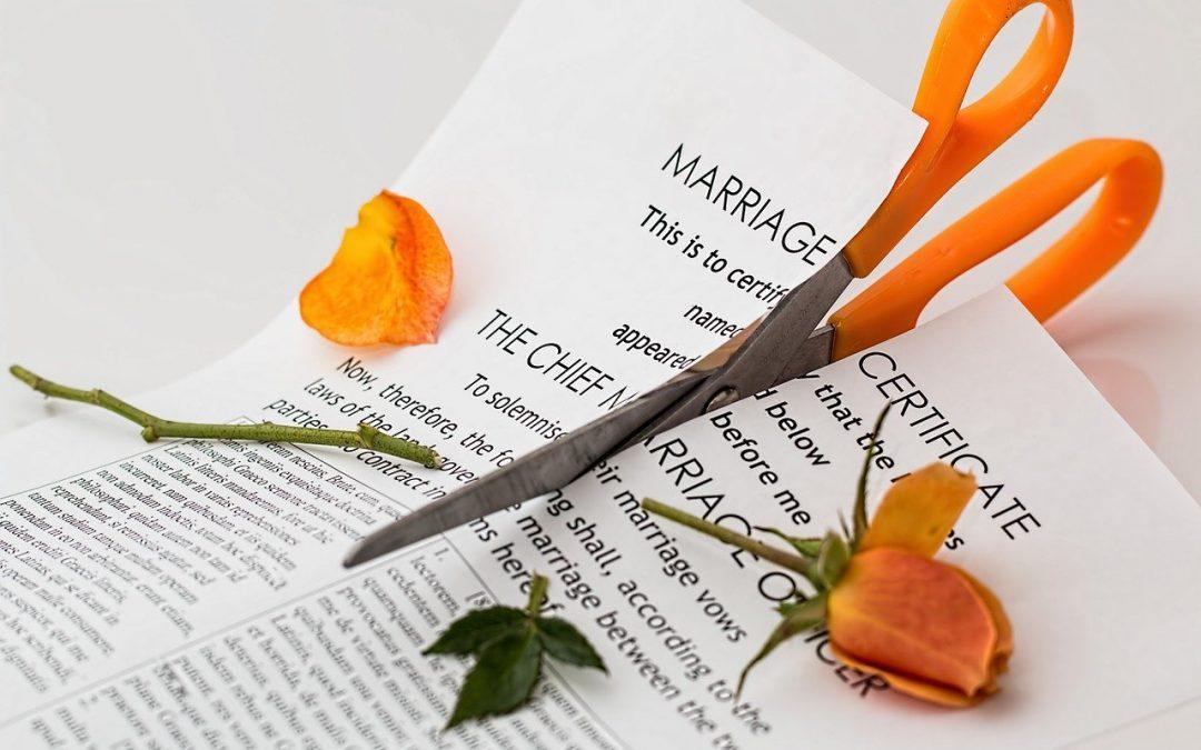 Skilsmisse: Hold fast i minderne, selv i en svær tid