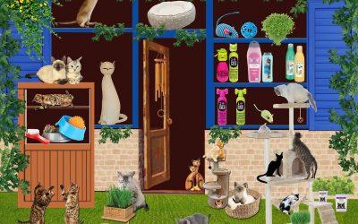 Find dyrehandel online
