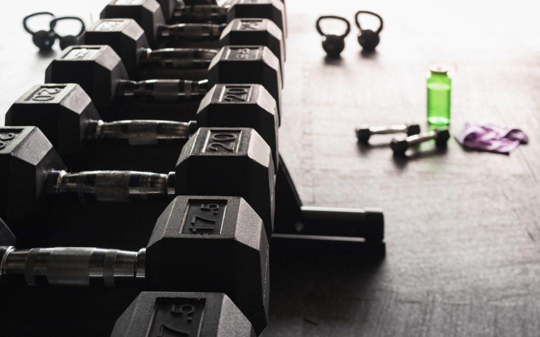 4 gode øvelser som du kan lave med håndvægte